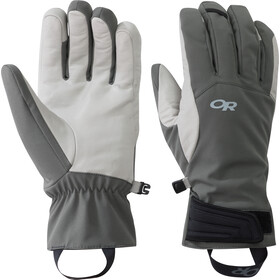 Outdoor Research Direct Contact Gloves charcoal/alloy